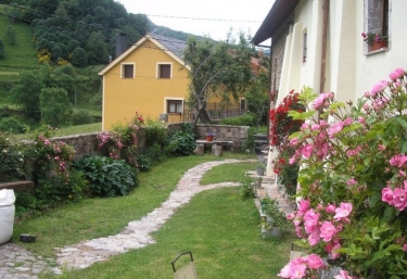 Casa Verde- Casa Engracita - Valle De Lago, Asturias