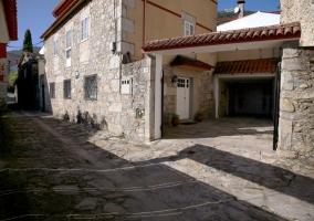 Casa Leira Braulia (Vivienda A) - Camposancos (A Guarda), Pontevedra