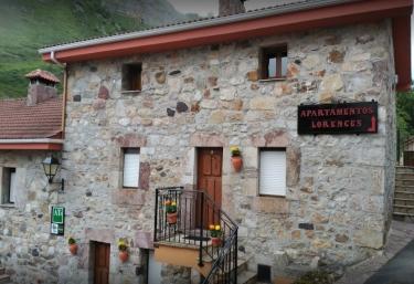 Lorences - Caunedo (Somiedo), Asturias