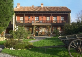 El Pedrueco - Nava, Asturias