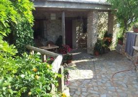 Casa Castaño - Venta de los Herradores - Lanjaron, Granada