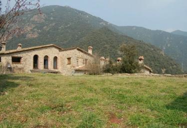 Mas els Terrats - Susqueda, Girona