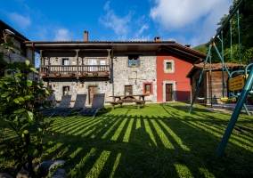 El Encanto del Valleval Casa Brigida - Soto De Sajambre, Leon