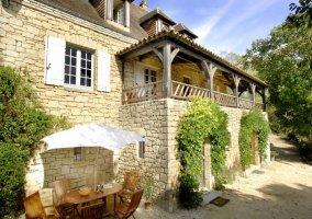 Le Lys de Castelnaud -Gîte de l'Artiste