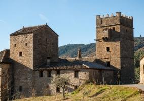 Casa del Aceite - Mur de Aluján - Alujan, Huesca