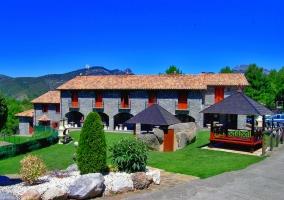 Casas Ordesa- Casa Roble