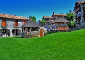 Casas Ordesa- Casas Olivo - Belsierre, Huesca