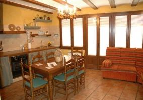 Casa Rural Nuri de Rei 'B' - Todolella, Castellon