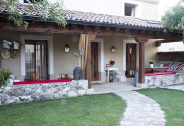 La Casa de la Piscina - Cañicosa, Segovia
