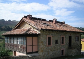 Casas La Bolera - Vallobal, Asturias