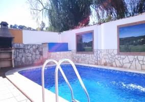 Casa La Vega - Casas Paqui - El Bosque, Cadiz
