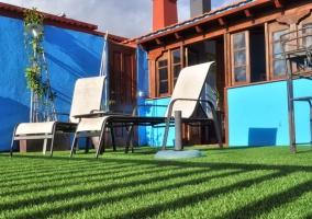 Casa Cha Miquela Azul