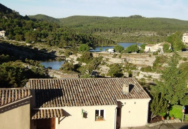 Le Tournesol - Esparron de Verdon, Alpes-de-Haute-Provence