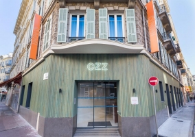 Hôtel Ozz by Happyculture
