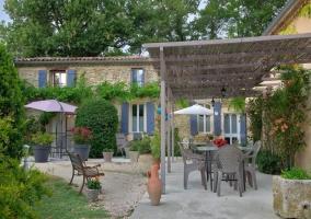 Les Beaux Chênes - Saint Maurice