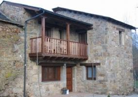 Complejo Rural San Justo-Casa pequeña