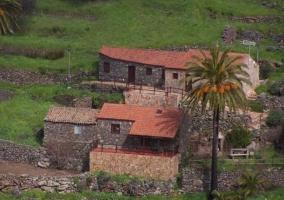 Los Manantiales - Vallehermoso, La Gomera