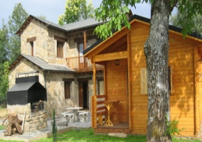Complejo Rural San Justo-Casa grande - Villarino De Sanabria, Zamora