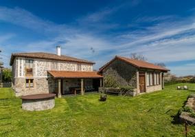 Casa das Xacias - Chantada (Santa Marina), Lugo