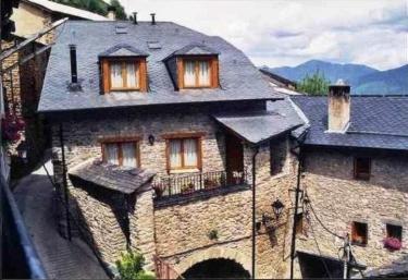 Casa Font de Seurí - Sort, Lleida