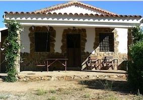 El Portillo río Segura - Casa Pequeña