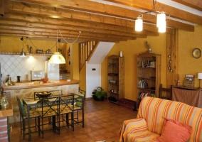 Casa del Tío Primitivo - Navarredonda De Gredos, Avila