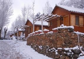 Cabañas Camping Sierra Peñascosa