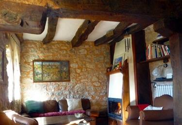 Casa rural Tálamo - Valdelateja, Burgos
