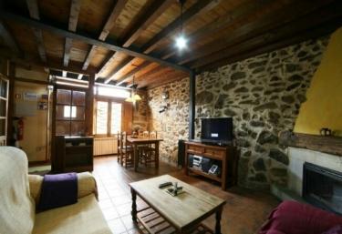 Casa Hebras SPA - Casas De Maripedro, Avila
