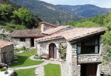 Can Pei - Pueblo Montagut, Girona