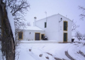Cortijo Los Llanos - Casa principal