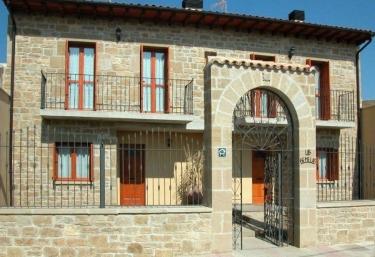 Las Gemelas - Melida, Navarre