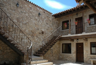 La Bajera- La Quinta del Chocolatero - Navatejares, Avila