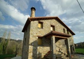 Casa Sastre - Fuendecampo, Huesca