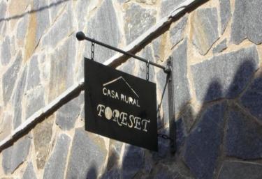 Casa Rural Foreset - Alfara De Carles, Tarragona