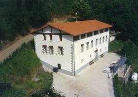 Caserío Txamora Berri - Goizueta, Navarre