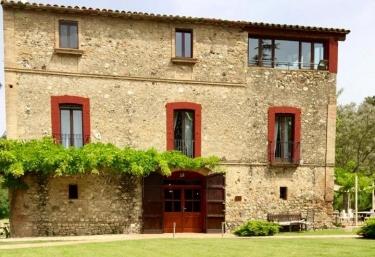 Hotel Masía La Palma - Espinavessa, Girona