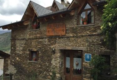 Lo Paller de Roc - Montesclado, Lleida