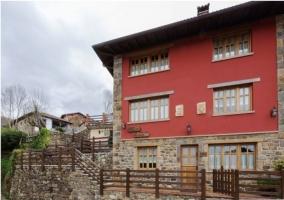 Apartamentos rurales La Portiella - Bueres (Caso), Asturias