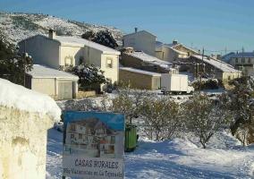 Casa Pedross - La Tejeruela - Yeste, Albacete