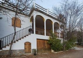 Los Arrayanes - Laroles, Granada