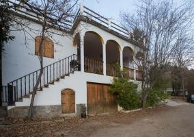 La Alberca - Laroles, Granada