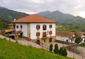 Casa Rural Accesible Utxunea