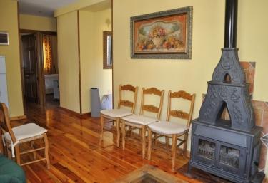 Apartamento El Hornito- El Real de Bohoyo - Bohoyo, Avila