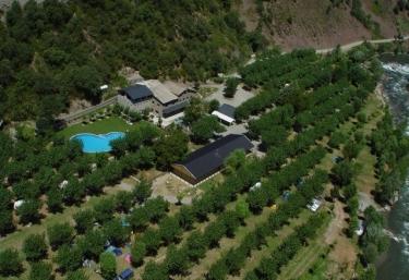 Camping L'Orri del Pallars - Sort, Lleida
