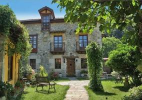 Las Golondrinas de Cillero - Prases, Cantabria