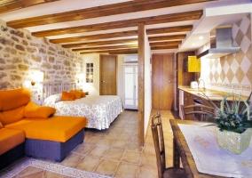 Apartamento Cecilia - Santa Águeda - Valderrobres, Teruel