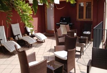 Hotel rural  Niu del Sol  - Palau saverdera, Girona
