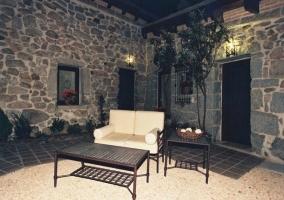 Casa San Antonio - El Patio de Valentina