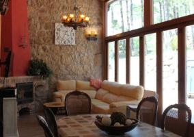 Casa Rural Cal Rebotit